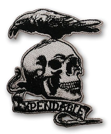 """Expendables Tattoo Wallpaper Expendable Tattoo Drawing By: THE EXPENDABLES """"EXPENDABLE"""" Tattoo Logo Embroidered Team"""